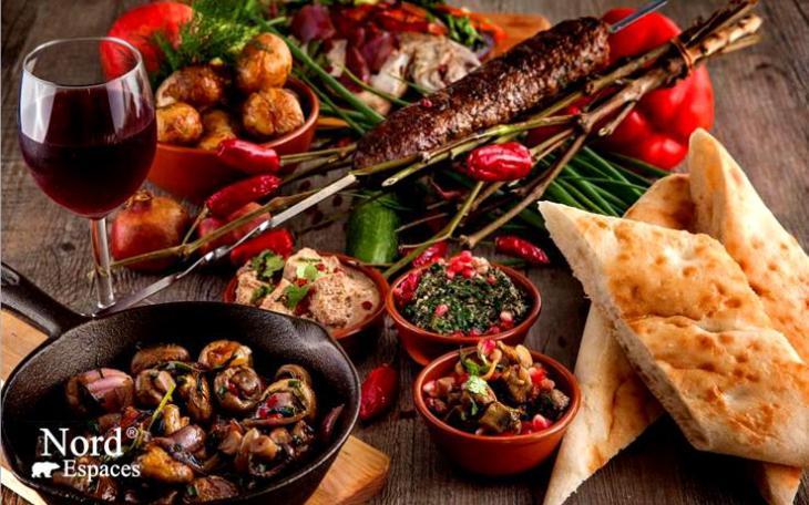 Repas arménien