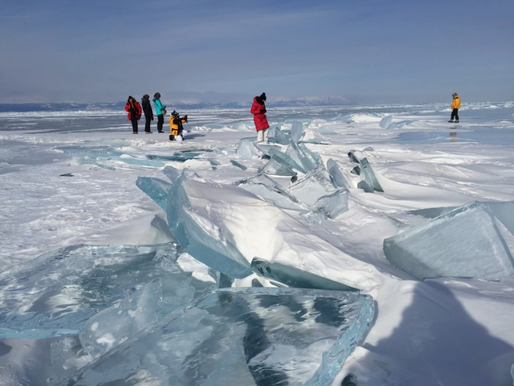 Voyage au lac Baïkal en hiver, expérience inoubliable