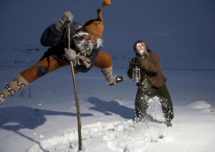 Lutins de Noël en Islande - Nord Espaces