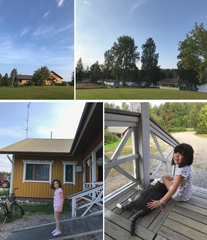 Hôtel à Kuhmo, Carélie finlandaise