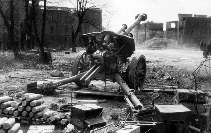 Königsberg, Seconde Guerre mondiale