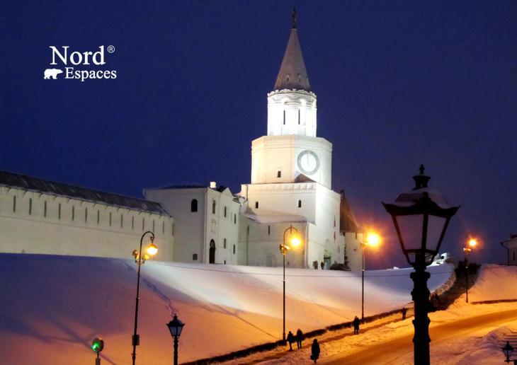 Kremlin de Kazan, Russie - Nord Espaces