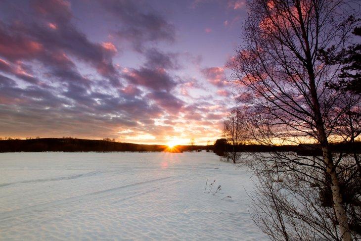 Aavasaksa, Suède