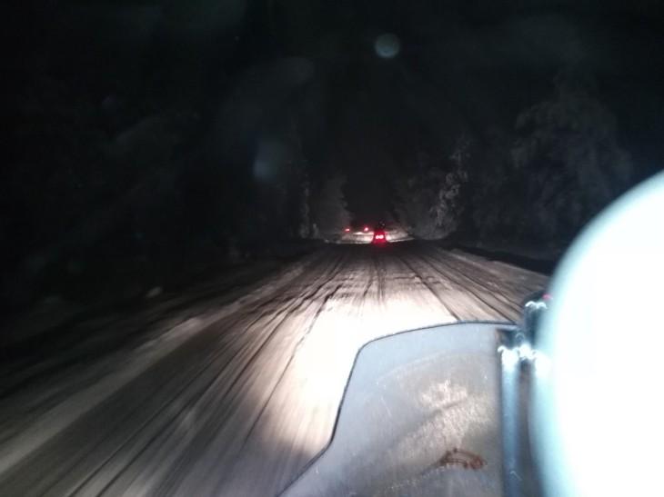 Motoneige en Laponie finlandaise - Nord Espaces