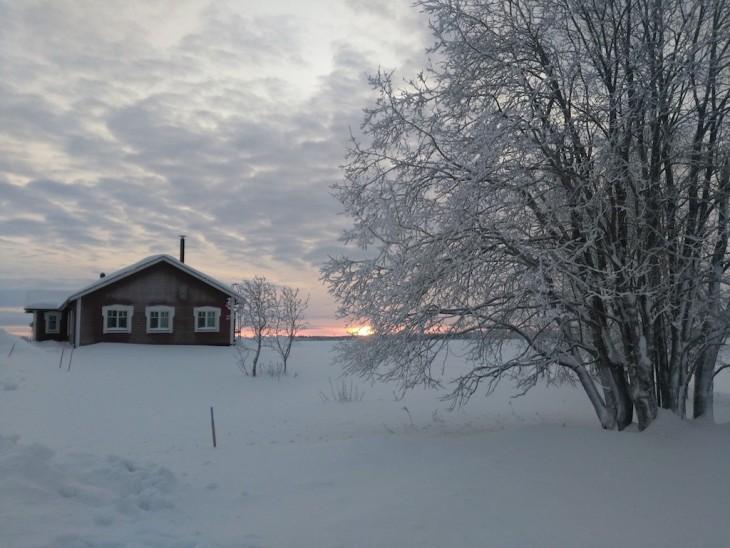 En Laponie finlandaise - Nord Espaces