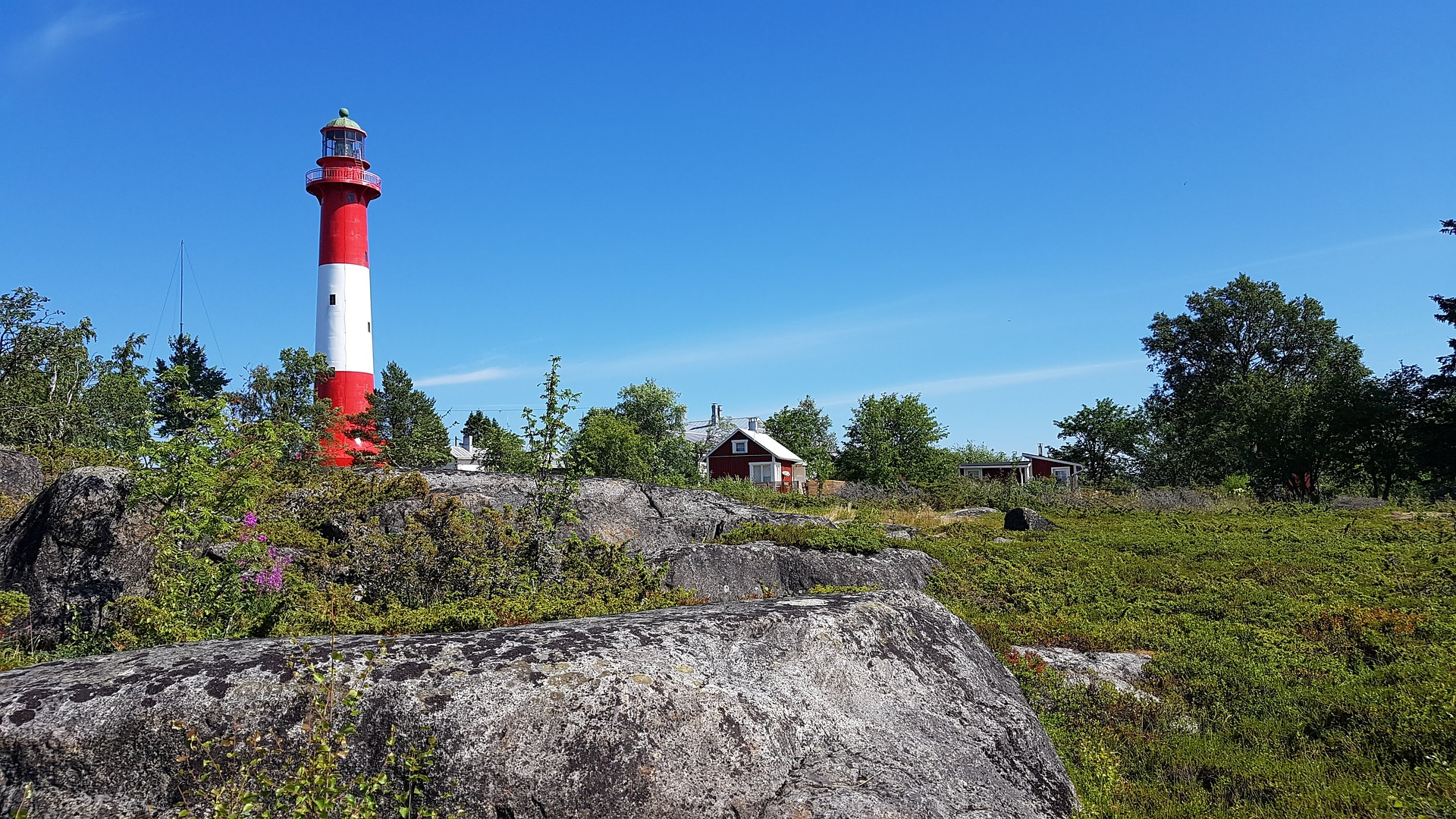 L'île de Tankar par Mats Svenfelt