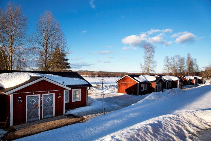 Hôtel à Aavasaksa, Suède