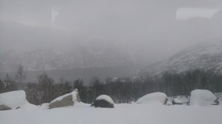 Ofotfjord en Norvège - Nord Espaces