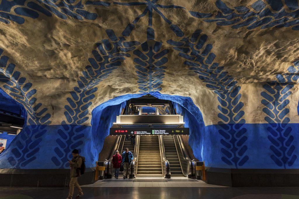metro stockholm suede