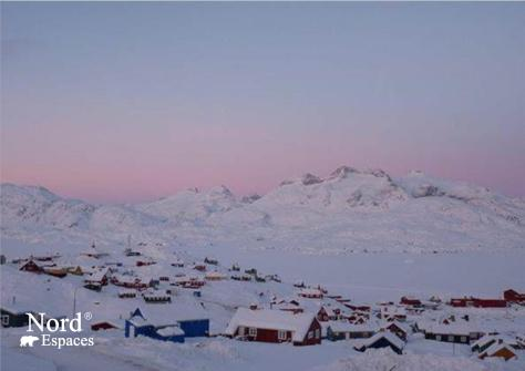 Au Groenland - Nord Espaces