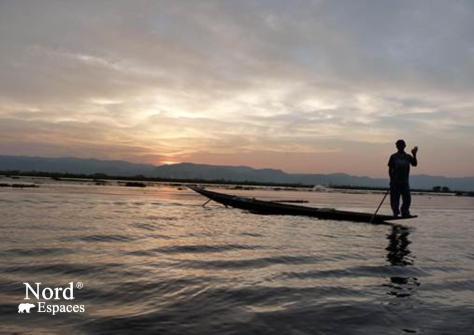 Lac Inle au Myanmar (ex-Birmanie) - Nord Espaces
