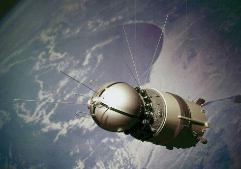 Programme Vostok, 1961-1963