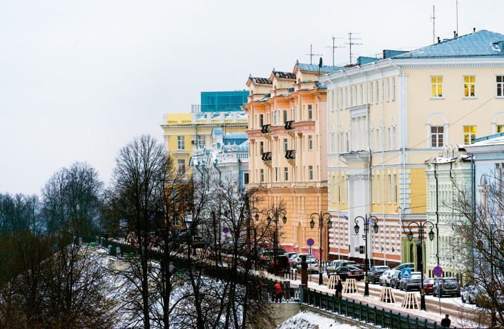 Nijni-Novgorod, Russie - Nord Espaces