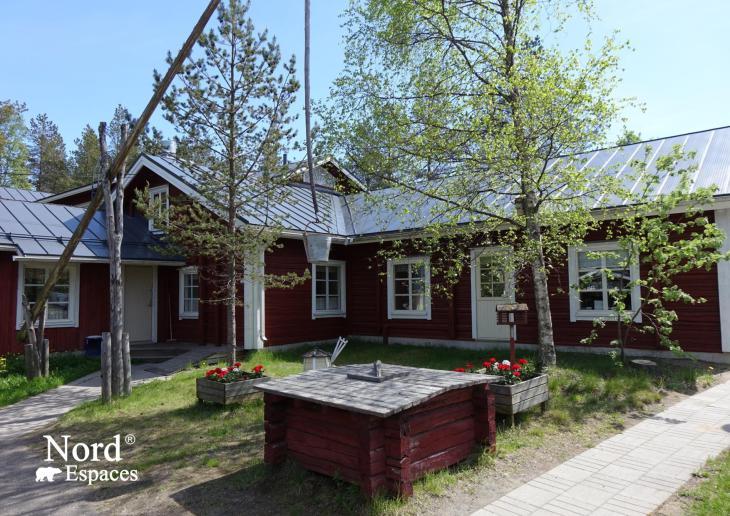 Station balnéaire de Kalajoki, Ostrobotnie du Nord, Finlande