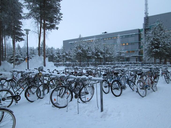 Oulu, Ostrobotnie du Nord, Finlande