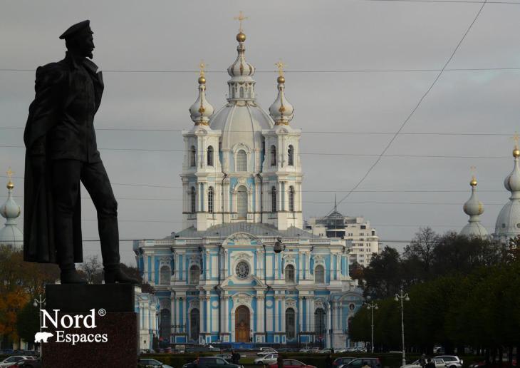 Cathédrale de Smolny, Saint Pétersbourg