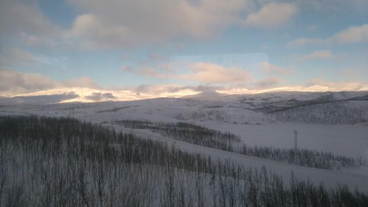 Montagnes de la Laponie suédoise - Nord Espaces