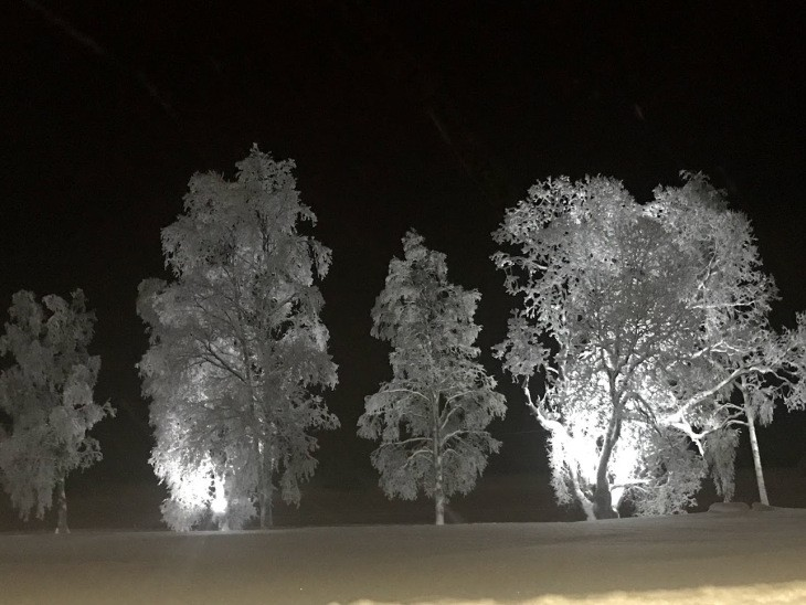 En Laponie suédoise - Nord Espaces