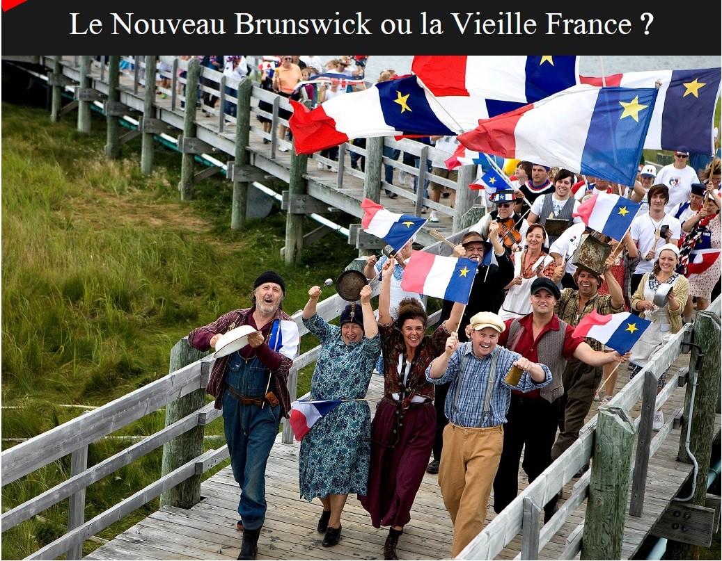 Fête nationale de l'Acadie, le 15 août