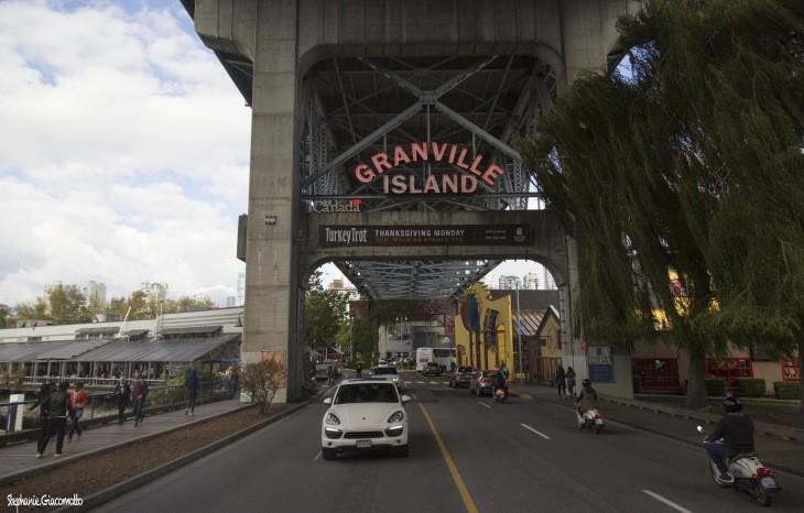 Granville Island à Vancouver, Colombie-Britannique, Canada - Nord Espaces