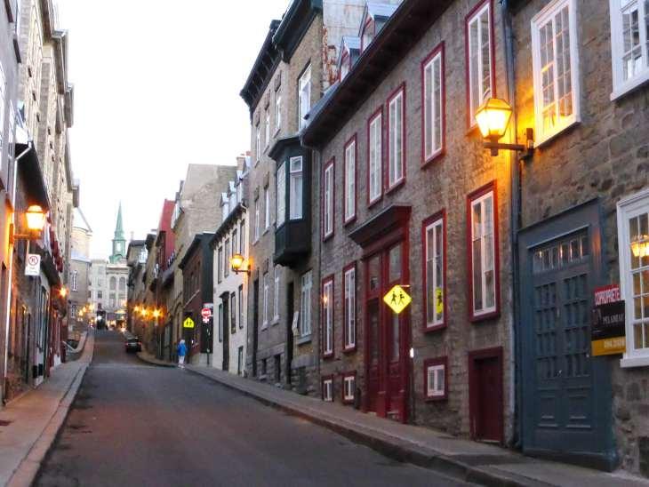 Québec, Canada - Nord Espaces