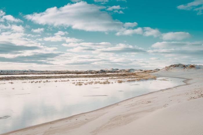 Les dunes de Skagen par Sandro Katalina