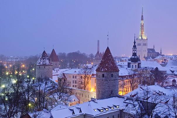 Tallinn Estonie datant