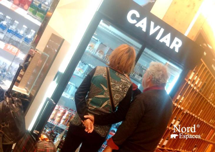 Fait - il amener le caviar ? Souvenirs russes