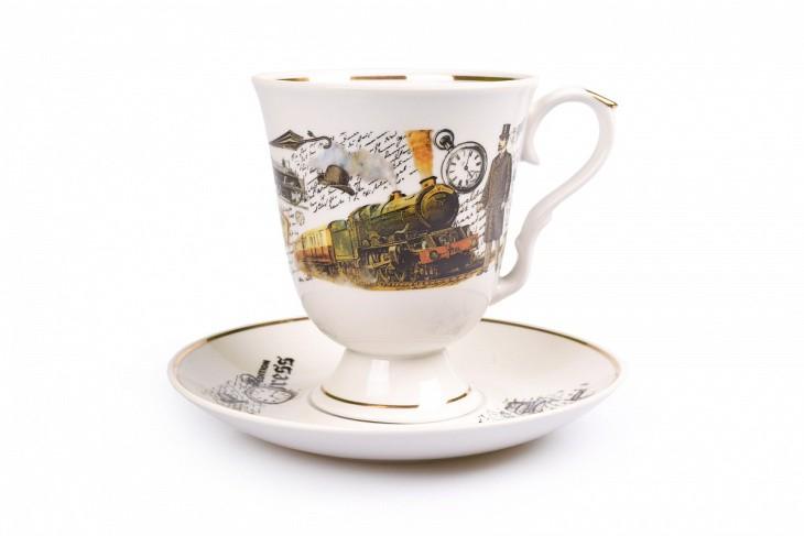 Souvenirs russes, porcelaine de Moscou