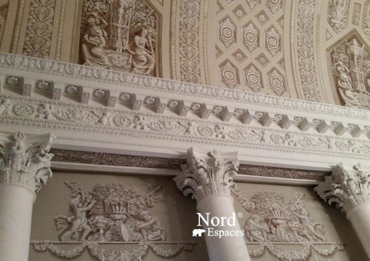 Les palais de Saint-Pétersbourg
