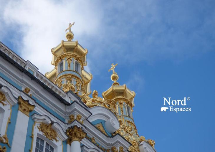 Tsarskoïe Selo, le village du Tsar, résidence impériale