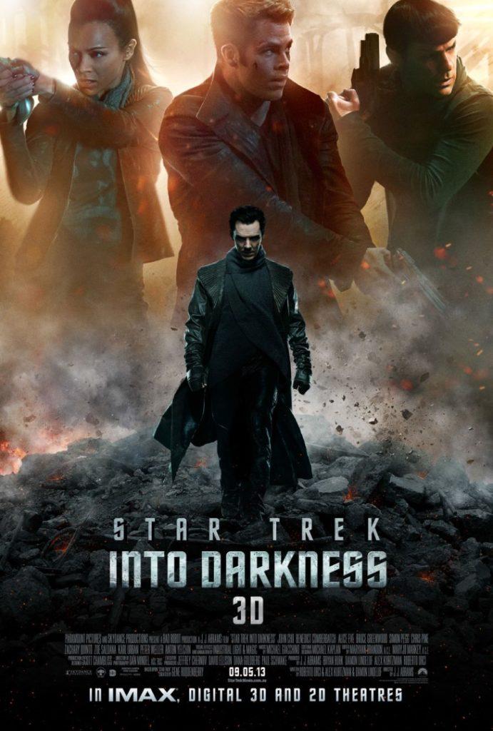 Star Trek : Into Darkness, 2013