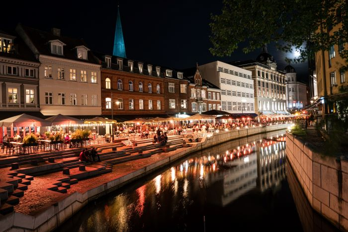 Aarhus par Stephan Mahlke