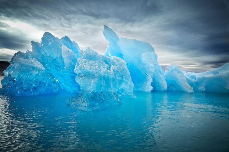 Icebergs du fjord de Tasermiut, Groenland