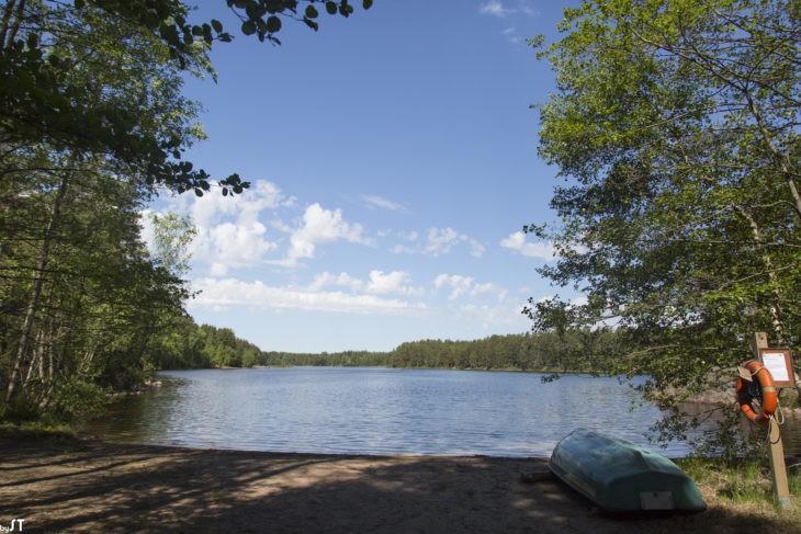 Région des Grands Lacs, Finlande