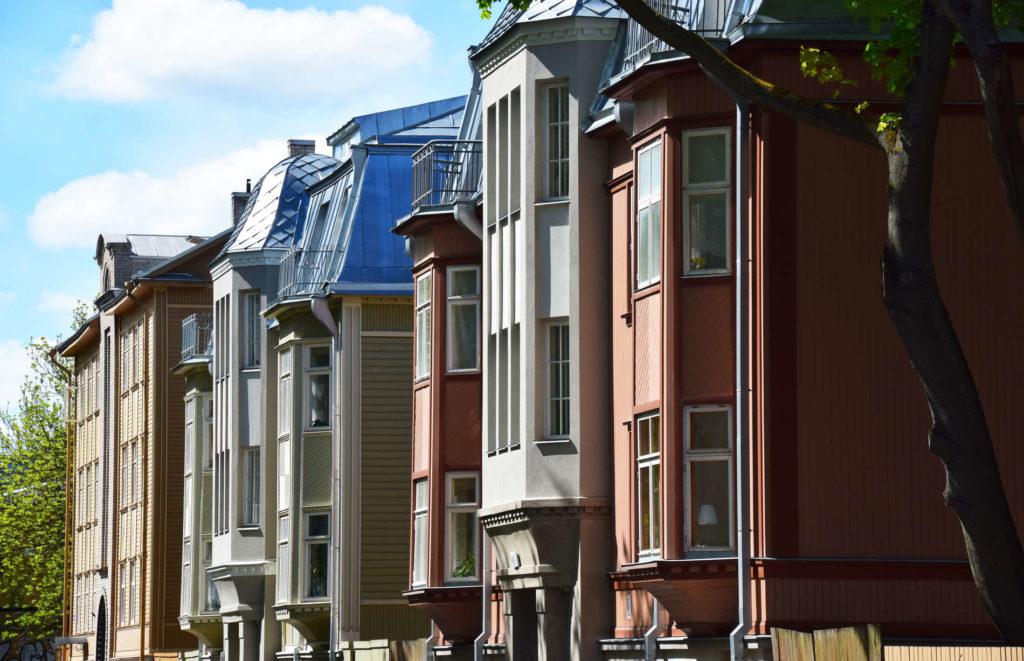Le quartier de Kalamaja par Maret Põldveer-Turay, Visit Tallinn