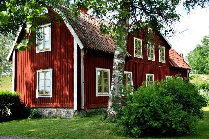 Maison du Bohuslän, Suède