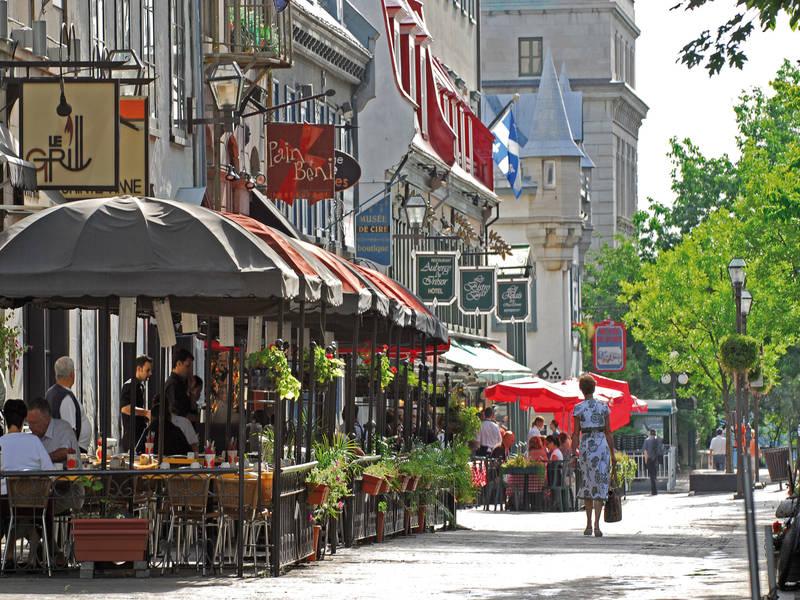 Été au Québec