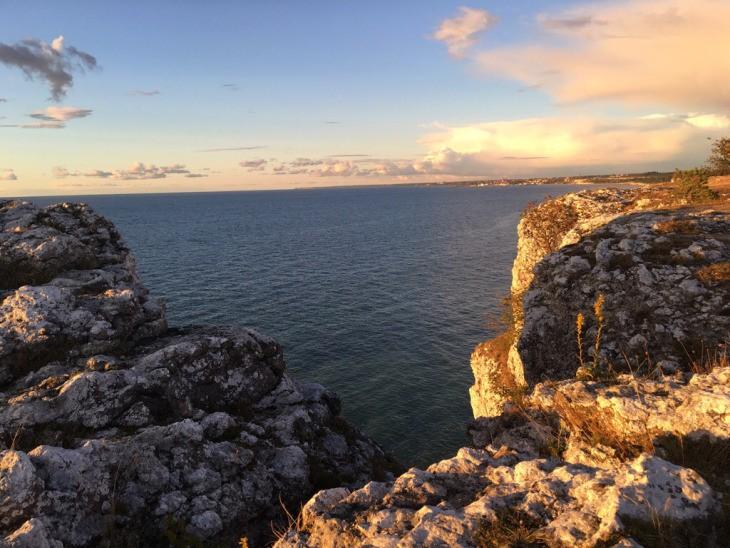 Högklint, île de Gotland, Suède - Nord Espaces