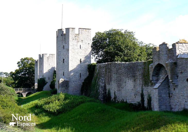 Forteresse de Visby, île de Gotland, Suède - Nord Espaces