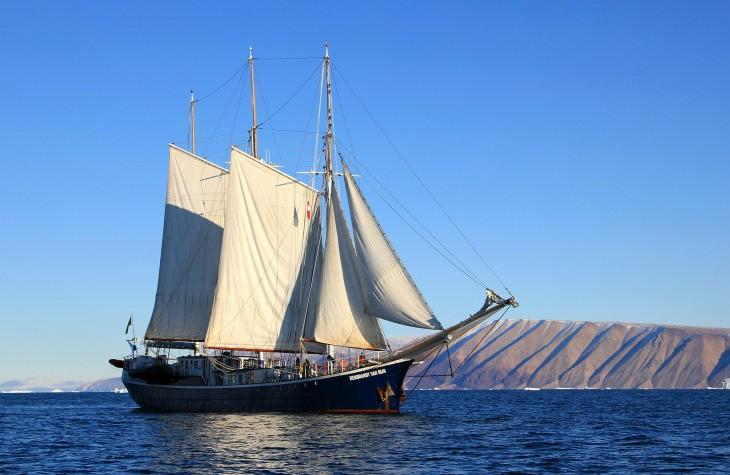 Croisière en voilier au Groenland - Nord Espaces Boréalis