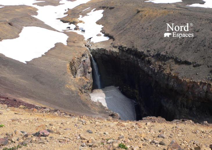 Canyon Opasny (Dangereux), volcan Moutnovsky, Kamtchatka - Nord Espaces
