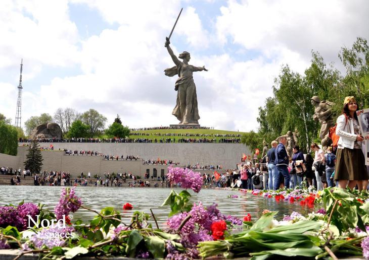 Statue de la Mère-Patrie, Volgograd
