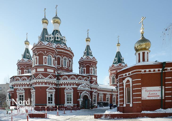 Cathédrale de Kazan, Volgograd