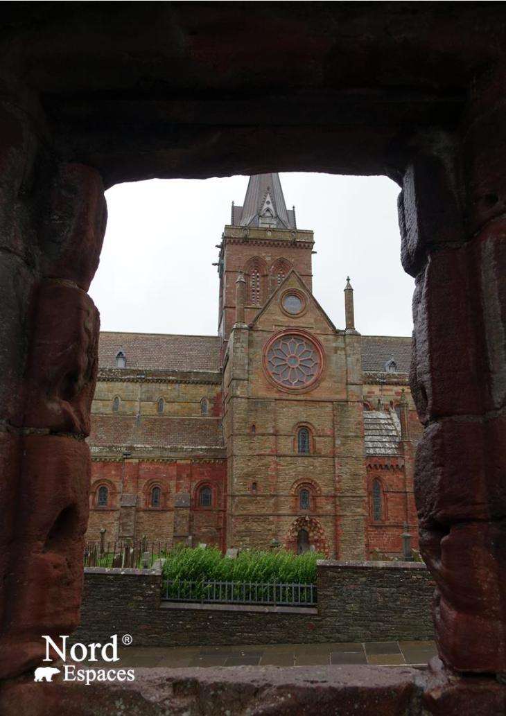Cathédrale St. Magnus, Orcades, Ecosse - Nord Espaces