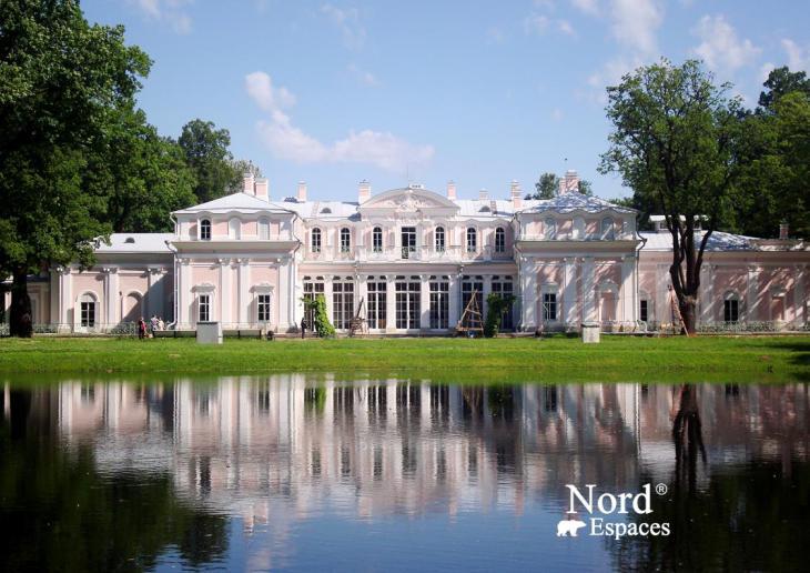 Châteaux et résidences impériales autour de Saint-Pétersbourg