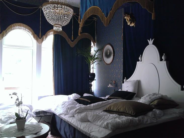 Une chambre à l'hôtel Union Øye, Norvège