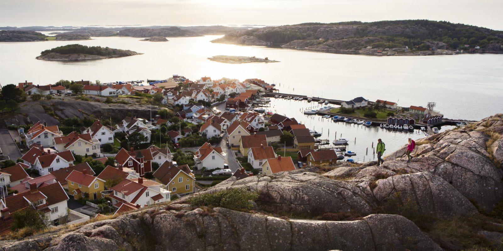 Fjällbacka, Suède. Roger Borgelid/vastsverige.com
